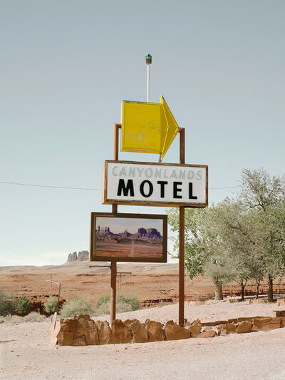 Anja Niemi, 'The Motel She Never Visited', 2018