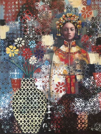 Rimi Yang, 'Mindful Pattern', 2018