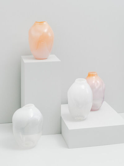 Katztudio, 'Illusia vases', 2017