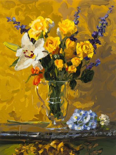Jan De Vliegher, 'Bouquet 4', 2014