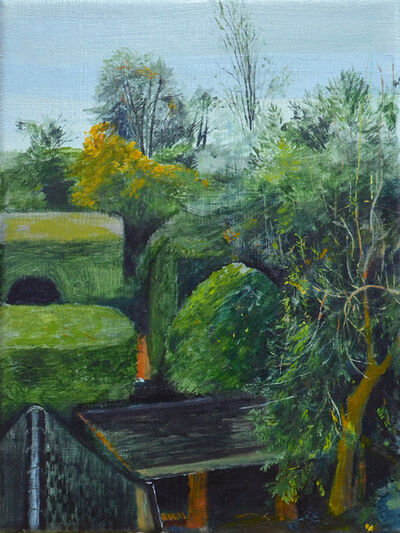 Calum McClure, 'Hedges, Monkton', 2019