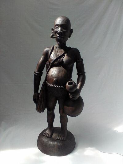 Ibou N'Diaye, 'Vieux Dogon'
