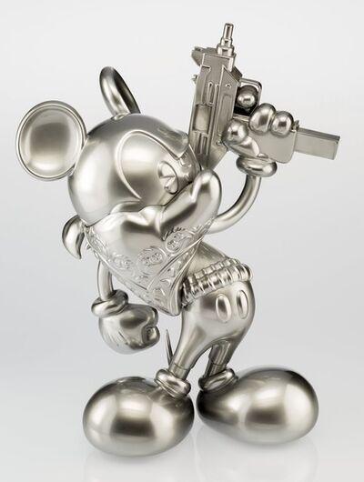 OG Slick, 'Uzi Does It-Silver Bullet', 2014