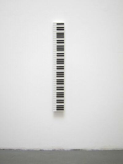 Andreas Burger, 'keyboard', 2016