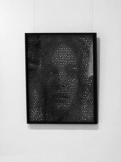 Maxim Wakultschik, 'Optical Portrait Glass #7', 2016