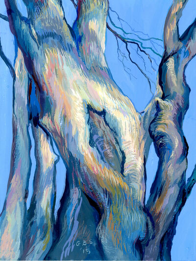 Gillian Bradshaw-Smith, 'Finding Daphne #36 (Open)', 2015