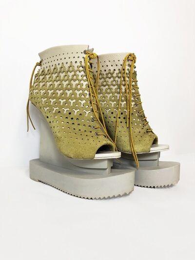 Iris van Herpen, 'Ludi Naturae Shoes', 2018