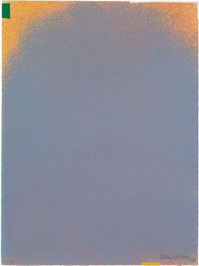 Jules Olitski, 'GRAPHIC SUITE #1 (WILKIN/LONG 48)', 1970