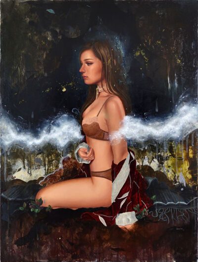 Sasha Ira, 'Tidal', 2018