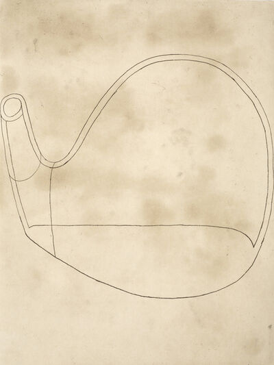 Martin Puryear, 'Untitled III (State 1)', 2002