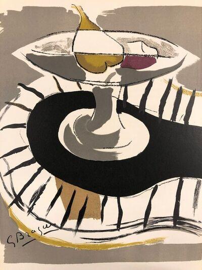 Georges Braque, 'Compotier', 1952