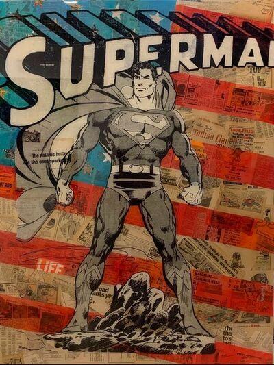 Robert Mars, 'Superman', 2020