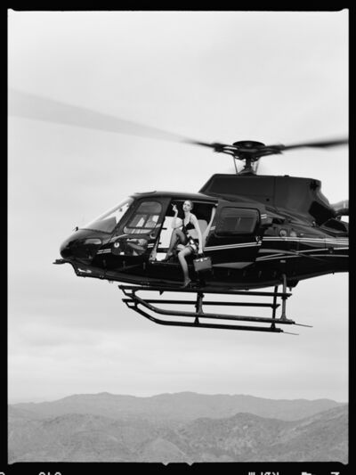 Tyler Shields, 'Helicopter IV', 2021