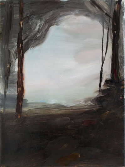 Micha Patiniott, 'A Clearing I', 2020
