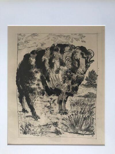 Pablo Picasso, 'Le Belier (The Ram)', 1936