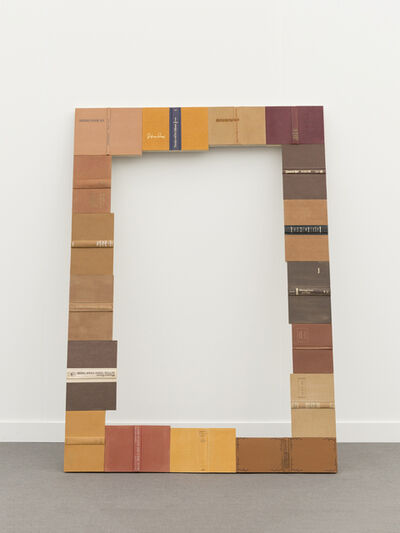 Valeska Soares, 'Threshold (Brown)', 2014