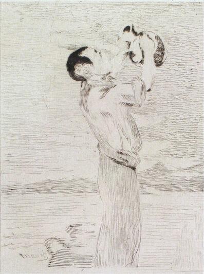 Édouard Manet, 'The Water Drinker (Le Buveur d'Eau)', 1870-74
