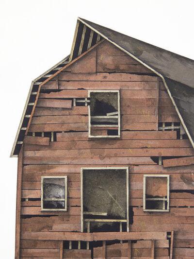 Seth Clark, 'Barn Study XXX', 2020