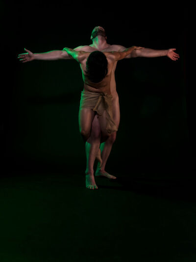 Kelvin Burzon, 'Nailed to the Cross', 2016-2019