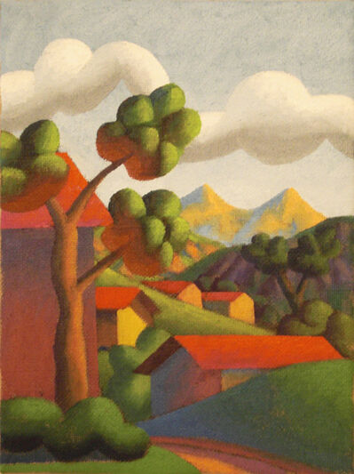 Salvo, 'La valle (The valley)', 2011