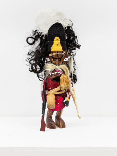 Andrew Gilbert, 'British Grenadier Fetish - 1745', 2013
