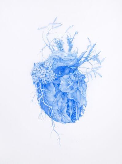 Zachari Logan, 'Plants become Human Heart No. 2', 2019
