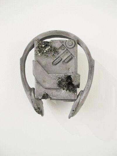 Daniel Arsham, 'Pyrite Eroded Walkman', 2015