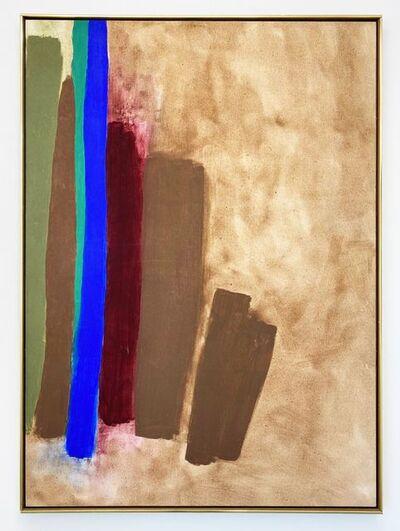 Friedel Dzubas (1915-1994), 'Salerne II', 1971