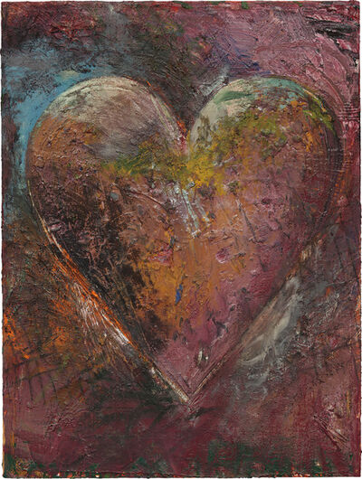 Jim Dine, 'A Study/ Your Yard', 1981