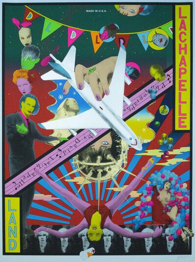 Tadanori Yokoo, 'LaChapelle Land', 1996