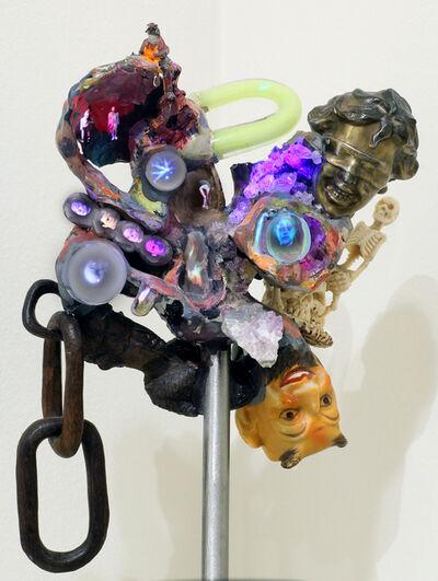 Tony Oursler, 'Adumbration Affray', 2013