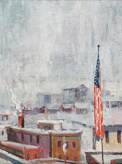 Joseph Barrett, 'Lambertville Flag'