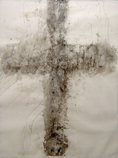 Bosco Sodi, 'Untitled (Cross)', 2007