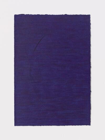 Stephen Antonakos, 'Untitled Cut, AP#4', 1977