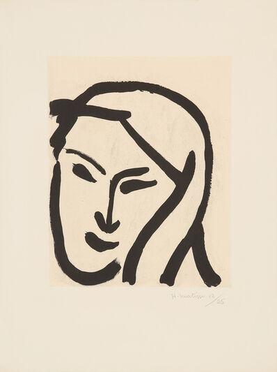 Henri Matisse, 'Bédouine au voile dénoué', 1947
