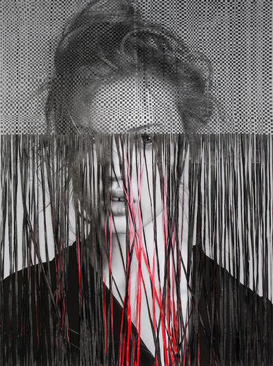 Tina Berning & Michelangelo Di Battista, 'Lindsey, Woven', 2016
