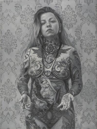 Sullivan Giles, 'Trust/Truth, (Self Portrait at 32)', 2018