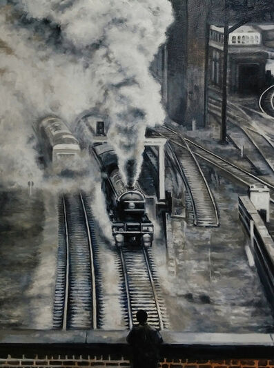 Lawrence Gipe, 'London, 1968', 2018