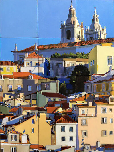 Jeff Cohen, 'Lisbon Morning', 2019