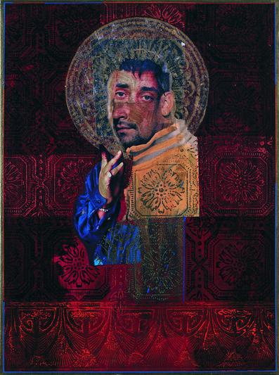 Rodríguez Calero, 'Saint Anthony', 1999