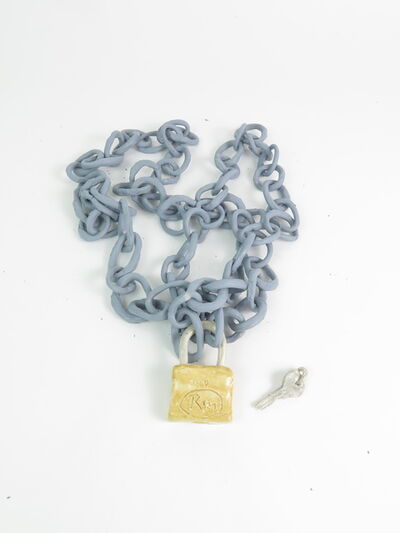 Rose Eken, 'Chain with Lock', 2018