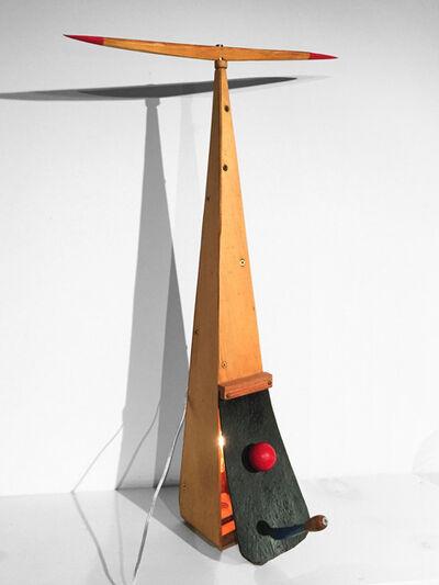 Colby Bird, 'House Lamp', 2018