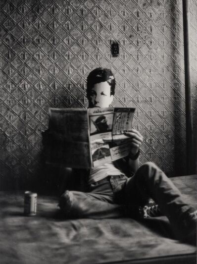 David Wojnarowicz, 'Arthur Rimbaud in New York', 1978-79