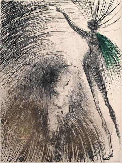 Salvador Dalí, 'Faust Suite: Old Faust', 1968 -1969