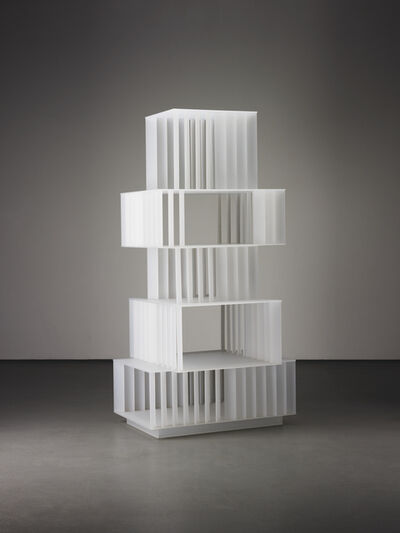 Oeuffice, 'Calico Totem', 2011