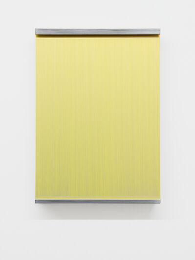 Imi Knoebel, 'Tafel 744 DCCXLIV', 2016