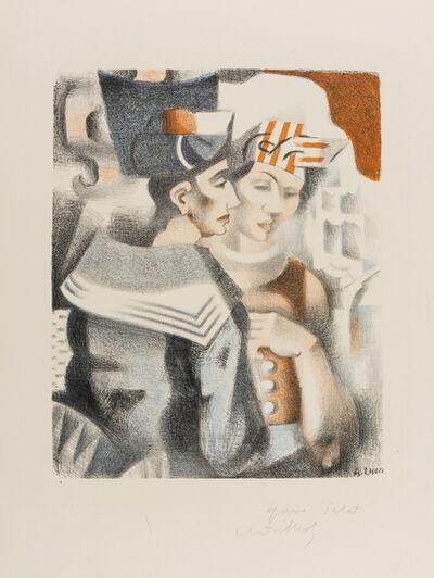André Lhote, 'Le Marin at la Martiniquaise', circa 1930