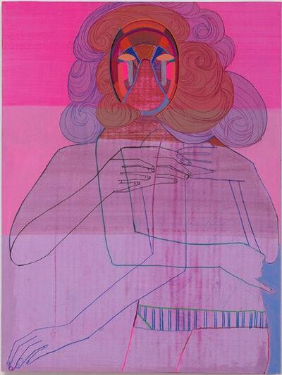 Kristen Schiele, 'Lady E.', 2019