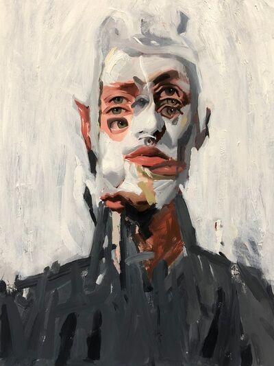 Emilio Villalba, 'Two Portraits', 2017
