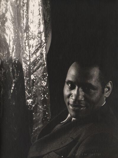 Carl Van Vechten, 'Paul Robeson', 1933